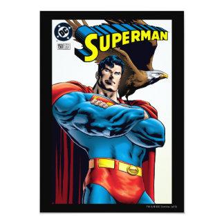 Superman #150 Nov 99 13 Cm X 18 Cm Invitation Card