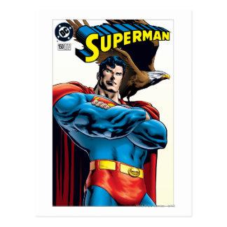 Superman 150 Nov 99 Post Card