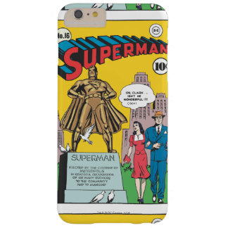 Superman #16 barely there iPhone 6 plus case