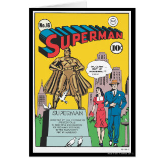 Superman #16 card