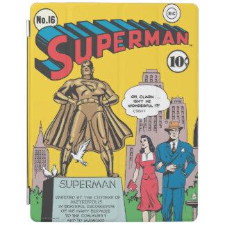 Superman #16 iPad cover