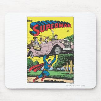Superman #19 mouse mat