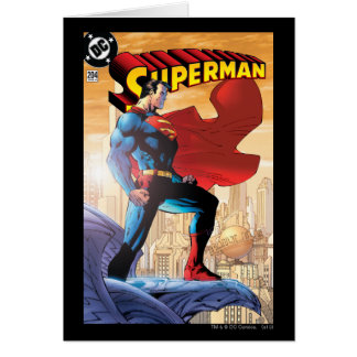 Superman #204 June 04 Card