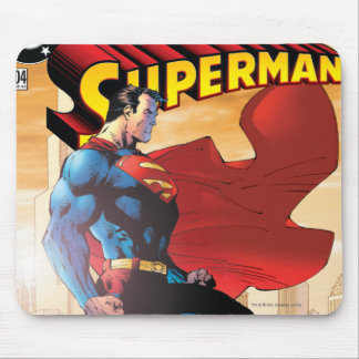 Superman #204 June 04 Mouse Mat