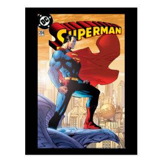 Superman 204 June 04 Postcards