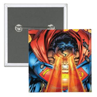 Superman #218 Aug 05 15 Cm Square Badge