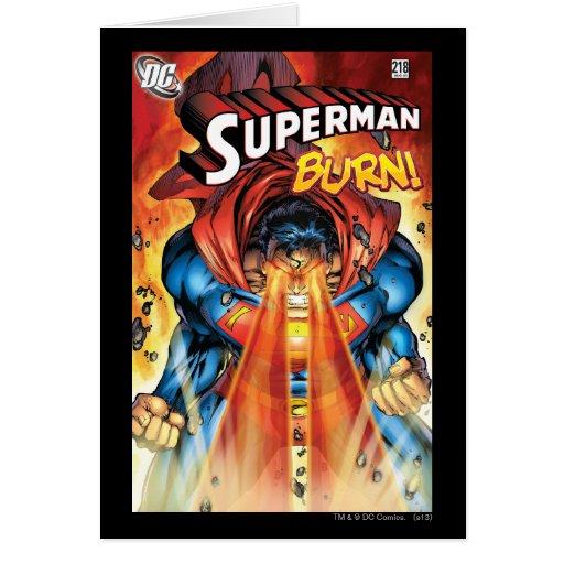 Superman #218 Aug 05 Greeting Cards