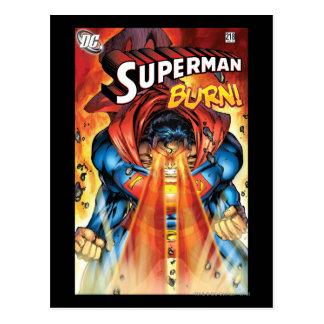 Superman 218 Aug 05 Post Cards