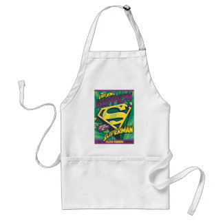 Superman 22 standard apron