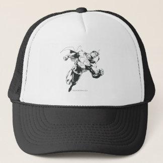 Superman 23 trucker hat