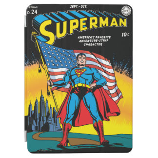 Superman #24 iPad air cover