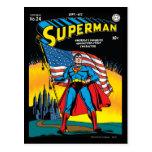 Superman #24 postcards