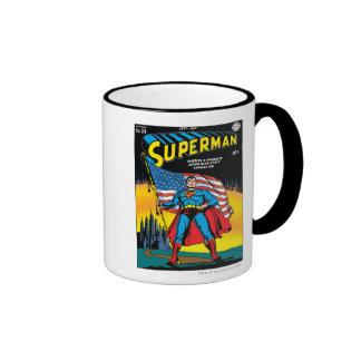Superman #24 ringer mug