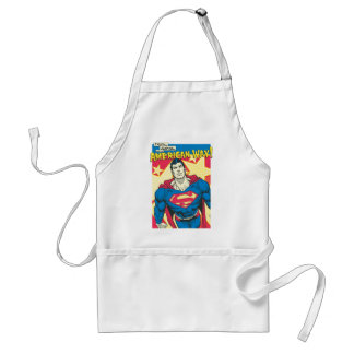 Superman 29 adult apron
