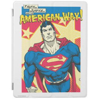 Superman 29 iPad cover