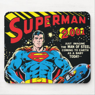 Superman #300 mouse mat