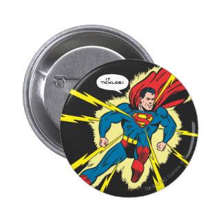 Superman #32 6 cm round badge