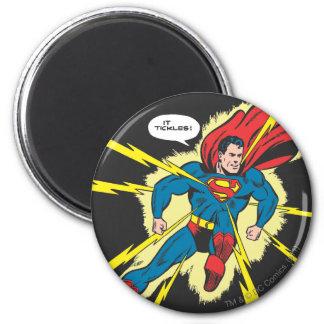 Superman #32 6 cm round magnet