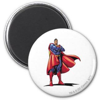 Superman 3 magnet