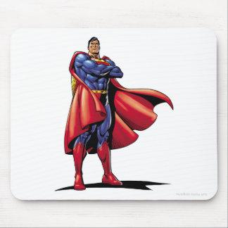 Superman 3 mouse pad