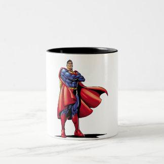 Superman 3 Two-Tone mug