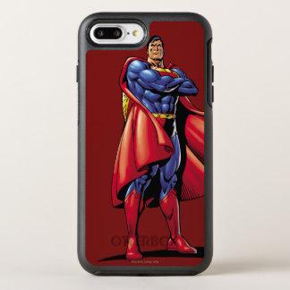 Superman 3 OtterBox symmetry iPhone 7 plus case