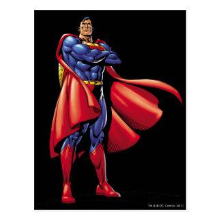 Superman 3 postcard