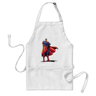 Superman 3 standard apron