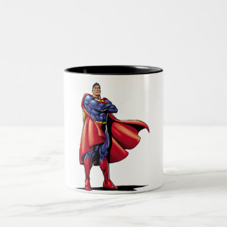 Superman 3 Two-Tone coffee mug