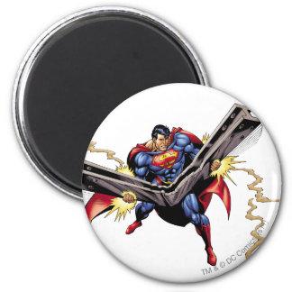 Superman 42 magnet