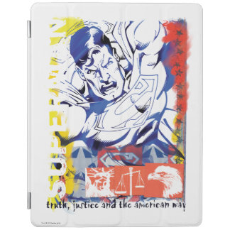 Superman 43 iPad cover