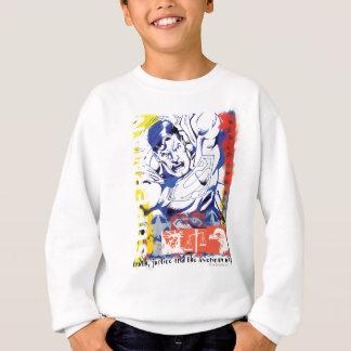 Superman 43 sweatshirt