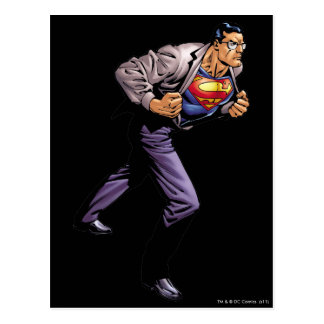 Superman 46 postcard