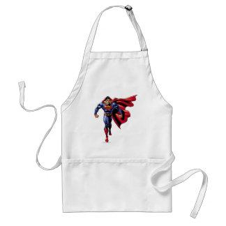Superman 47 adult apron
