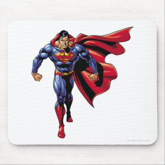 Superman 47 mouse pad