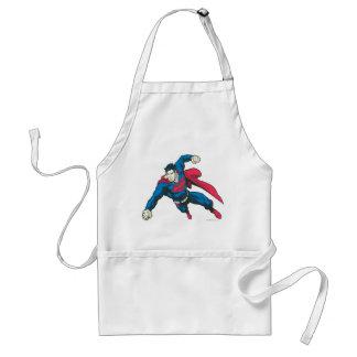 Superman 4 standard apron