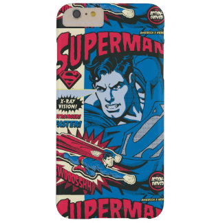 Superman 51 barely there iPhone 6 plus case