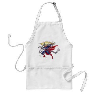 Superman 52 adult apron