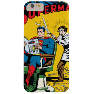 Superman #52 barely there iPhone 6 plus case