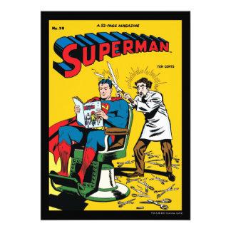 Superman #52 announcements