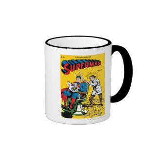 Superman #52 coffee mug