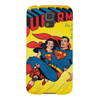 Superman #57 galaxy s5 cases