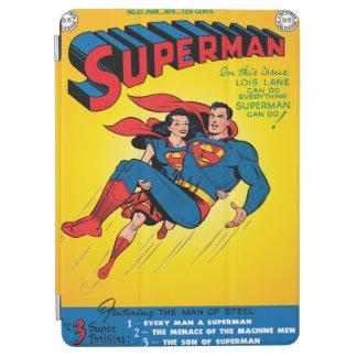 Superman #57 iPad air cover