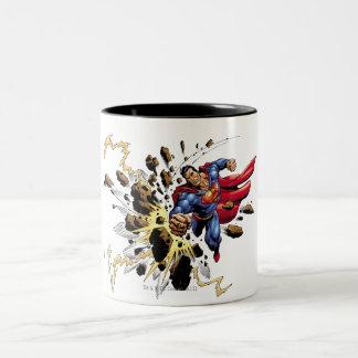 Superman 68 Two-Tone mug