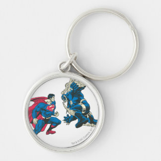 Superman 6 key ring