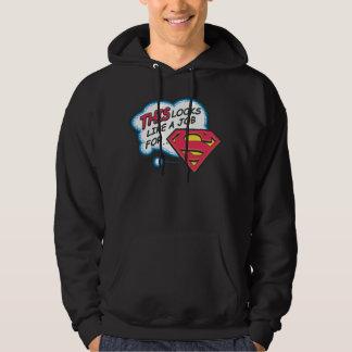 Superman 74 hoodie
