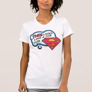 Superman 74 shirt