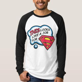 Superman 74 tee shirt