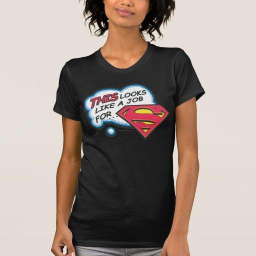 Superman 74 tees