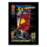 Superman #75 1993 posters